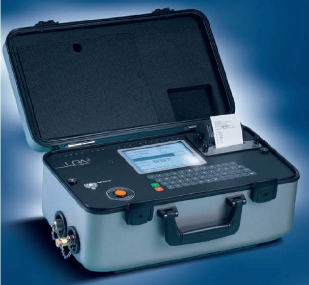 LPA2 - Series Twin Laser Particle Counters