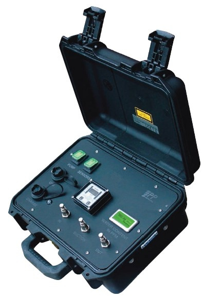 Particle Pal Series - Portable oil and fuel cleanliness monitor